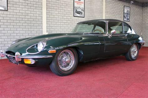 Jaguar E Type Automatik by Jaguar E Type Series 2 2 2 Automatic 1969 Catawiki