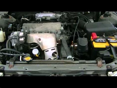 2000 Toyota Camry Thermostat How To Change Your Radiator Hose Doovi
