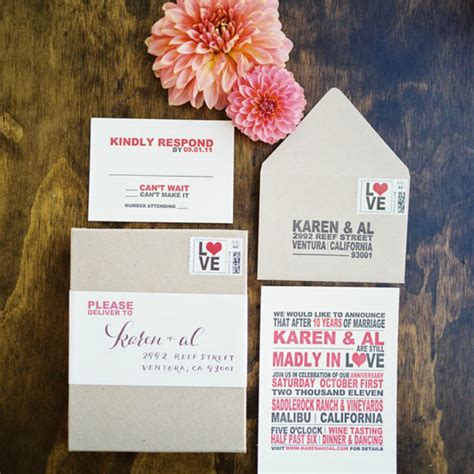 Wedding Invitations Mailed For You by 5 Things You Need To About Mailing Your Wedding