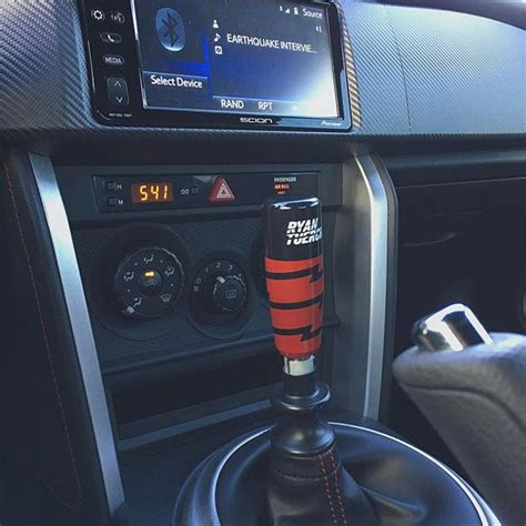 Gt86 Shift Knob by Codyslack Rocking That Mishimoto Shift Knob In His Frs
