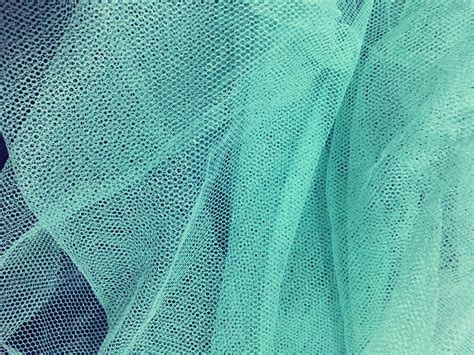 Net Cloth For Decoration by Mint Green Mesh Fabric Soft Gauze 170cm Width 2meter Lot