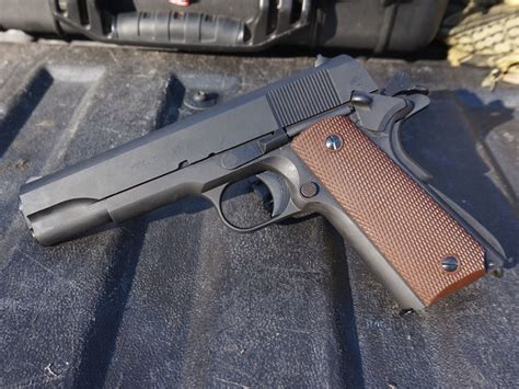 best quality 1911 for the price 5 best 1911 pistols for the money in 2018 on any budget