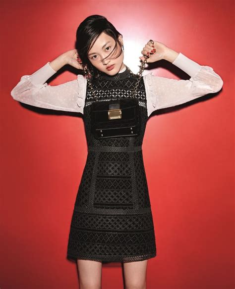 Kate Moss For Topshop Liveblog The Die Hards by Take A Look At The Topshop Caign Featuring