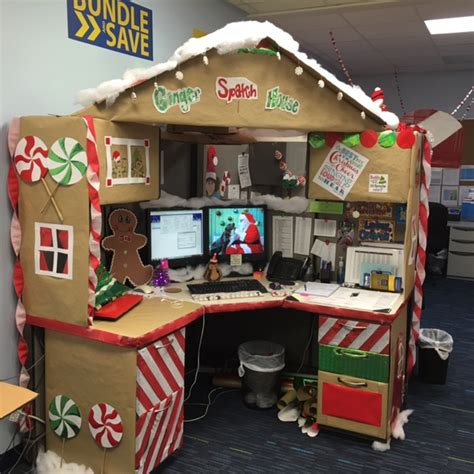 office desk christmas decorations work desk decorations gingerbread desk christmas desk