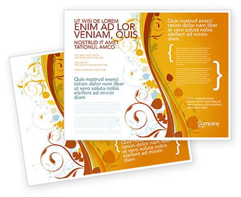 corel draw templates for brochures corel draw brochure templates image search results