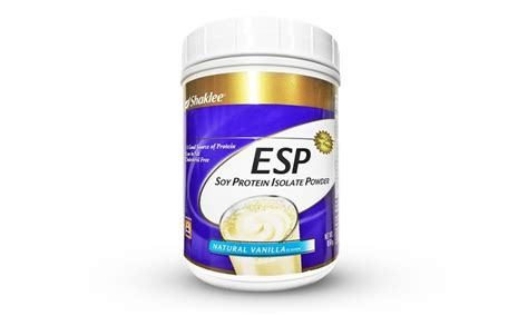 Esp Soy Protein Isolate Powder Esp Soy Protein Isolate 850g Groupon Goods