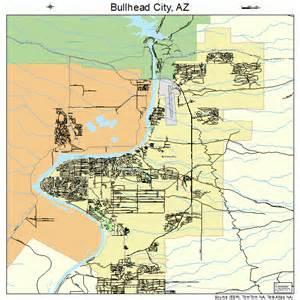 where is bullhead city arizona map bullhead city arizona map 0408220
