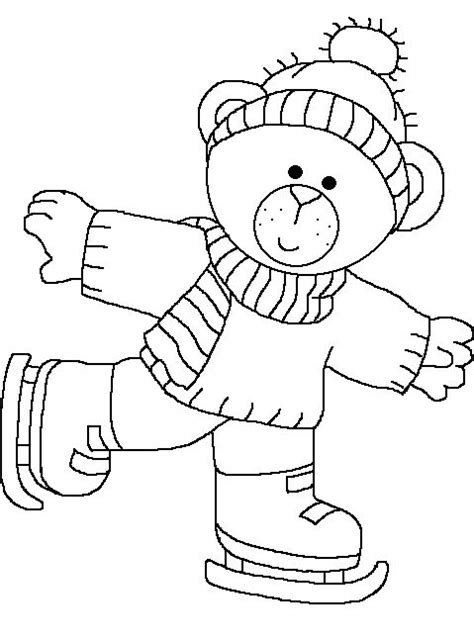barbie ice skating coloring pages coloring pages