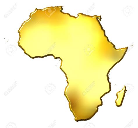 africa map 3d the network of youth policy experts