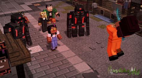 full version of minecraft story mode minecraft story mode season 2 repack full version