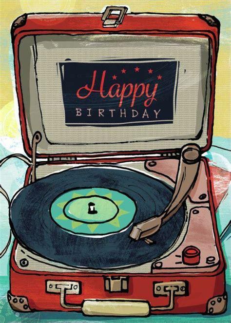 Birthday Records Happy Birthday Vinyl Record Happy Birthday Happy Birthday Birthdays