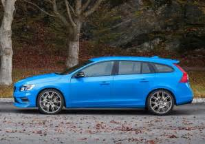 Volvo V60 Polestar Price 2017 Volvo V60 Polestar Price Specs Release Date Review