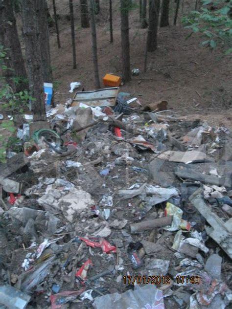 sila tv notizie san in fiore legambiente ennesimo ritrovamento di rifiuti in sila