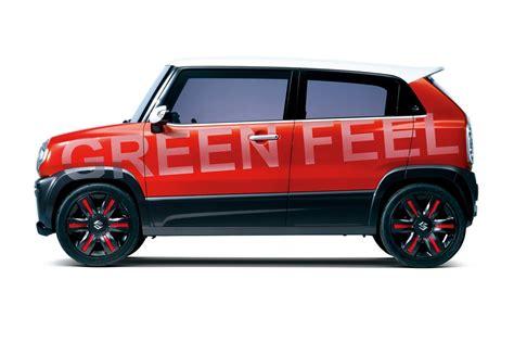 Suzuki Hustler Suzuki Hustler Concept Pictures And Details Autotribute