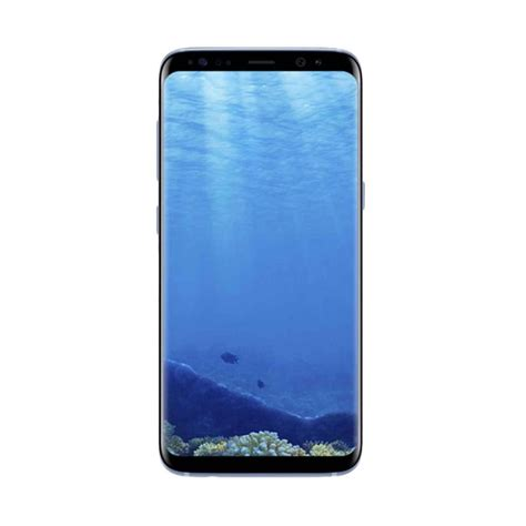 Harga Samsung S8 Ram 6gb jual samsung galaxy s8 plus smartphone coral blue 128