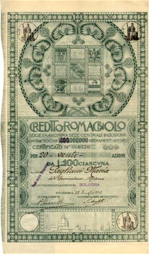 Banca Popolare Di A Bologna by Bancari Portafoglio Storico