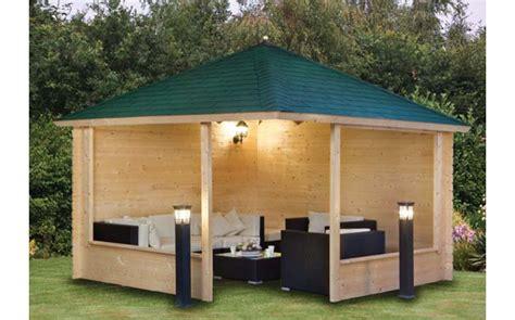 Gartenpavillon Holz by Gartenpavillon Holz Satteldach Denvirdev Info