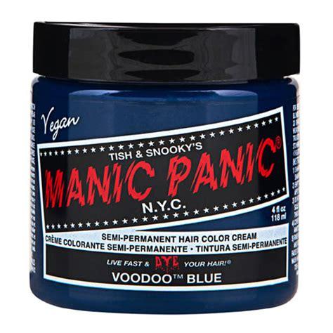 Manic Panic In Jar Rockabilly Blue Classic 10ml manic panic dye voodoo blue sale price