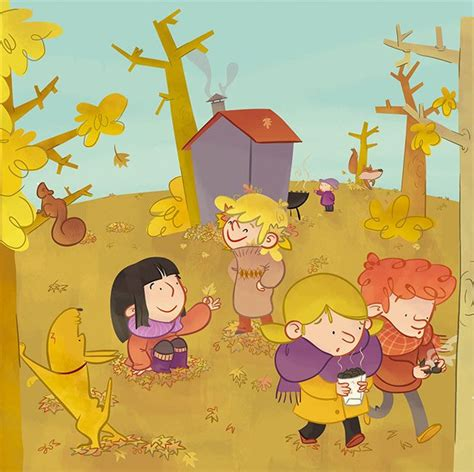 living the seasons of fall and winter books 42 best images about ester garay educational books