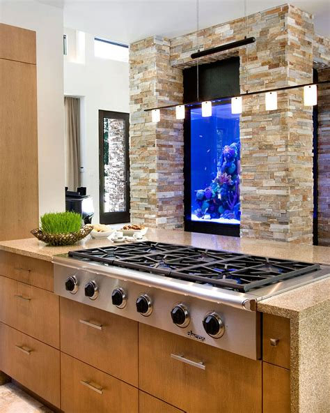Kitchen Stove Designs Dazzling Kitchen Designs With Island Stove From Dacor Discovery Gas Cooktop Also Flat Panel
