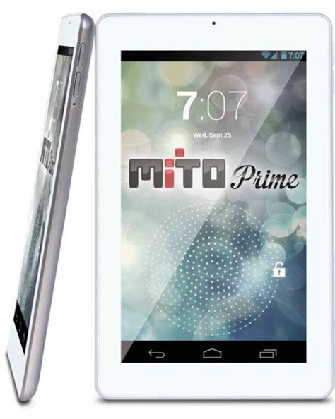 Mito T89 Smartphone Putih 8 Gb mito prime tablet 7 inci dengan ram 1 gb pricebook