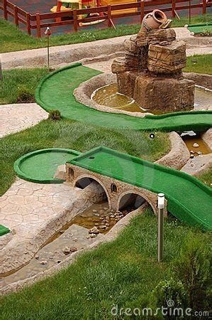i a big part of my family who mini golf so this