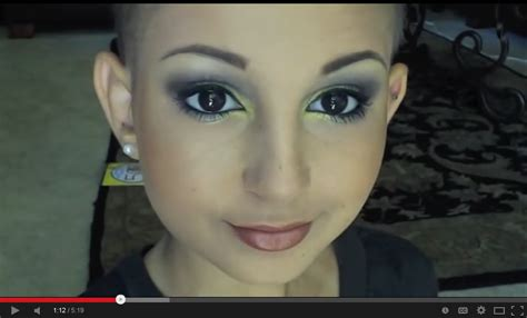 makeup tutorial talia end the disease win prizes and help find a cure for