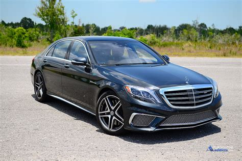 mercedes bench 2015 mercedes benz s65 amg sedan review test drive
