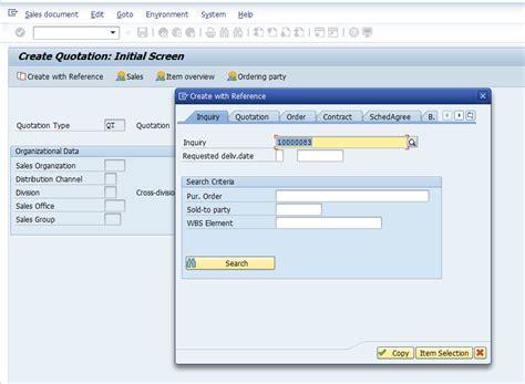 sap va21 tutorial sap sales document flow tutorial free sap sd training