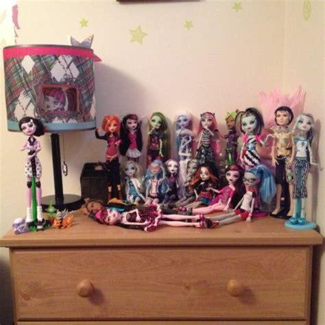 monster high bedroom stuff a monster high bedroom monster high dolls and merchandise