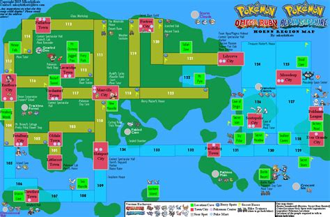 ruby map pok 233 mon omega ruby alpha sapphire hoenn region map png v1 00 neoseeker walkthroughs