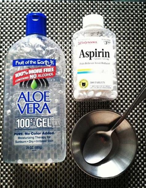 Masker Peel Aloe Vera For Sensitive Skin Masker Topeng Instan 5 aspirin packs for all of skin types styles at