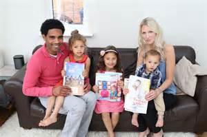 Beautiful Family by Britain S Most Beautiful Family Parents And Three