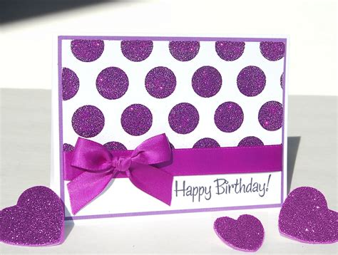 How To Make Handmade Cards - handmade birthday card miss congeniality free us shipping