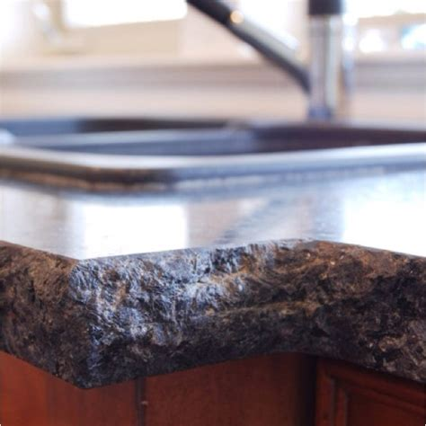 granite counter top with edge granite counter tops