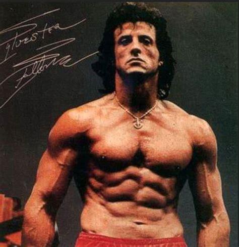 Rok Rocky sylvester stallone workout