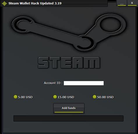 Steam Gift Card Hack - steam wallet hack v3 4