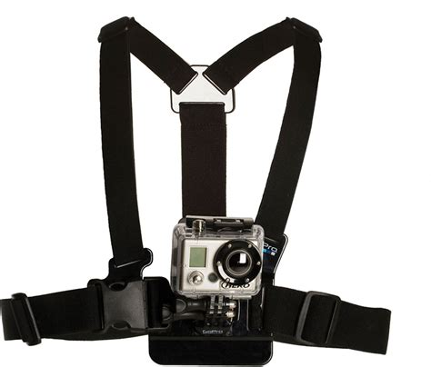Chest Gopro wiggle gopro chest mount harness helmet cameras
