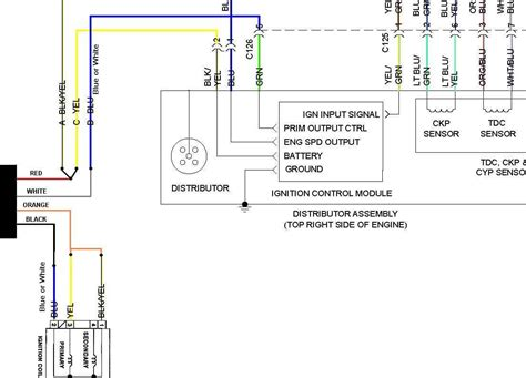 2000 honda civic distributor wiring diagram efcaviation