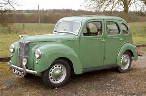 Ford Prefect 1938 1953 Ford Prefect Specifications Classic And