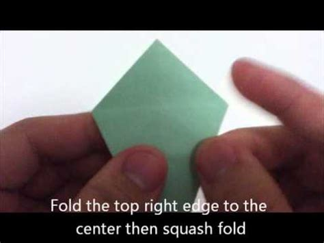 How To Make Paper Out Of Hemp - origami marijuana leaf folded by
