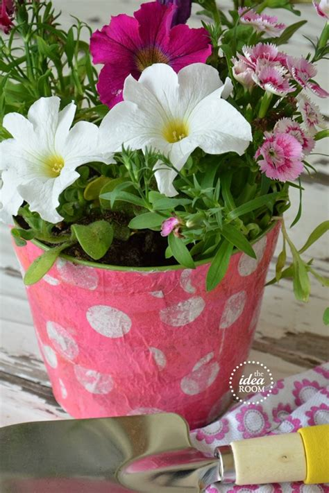 potted paper flower ideas 43 diy mothers day gifts handmade gift ideas for