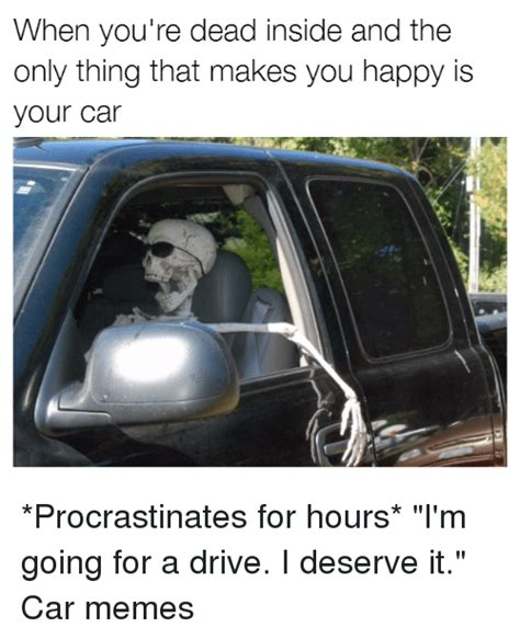 only dead on the inside a parent s guide to surviving the apocalypse procrastination memes of 2017 on sizzle the