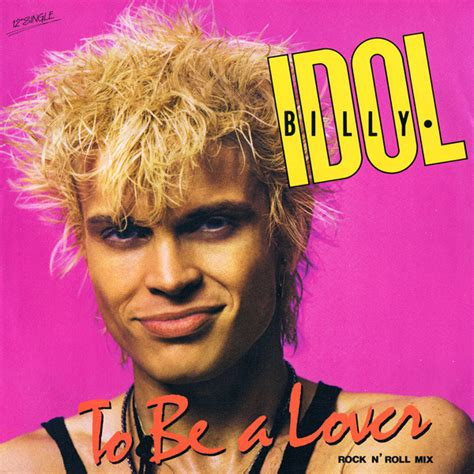 Pink Vs Billy Idol Mashup Popbytes by Billy Idol To Be A Lover Rock N Roll Mix Vinyl At