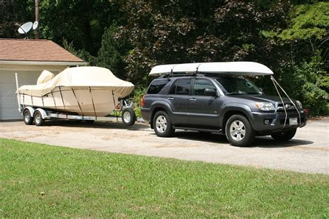 2012 Toyota 4runner Towing Capacity Need Some Help Towing Toyota 4runner