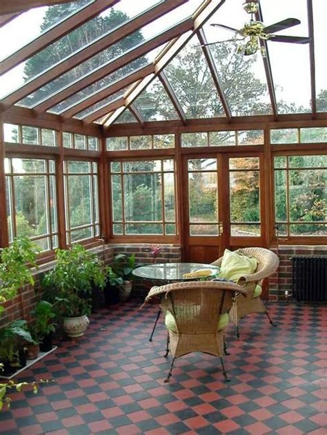 outdoor seating areas  beautiful sun rooms