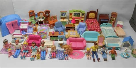 doll house people fisher price loving family dollhouse furniture people tent kidstuff pinterest