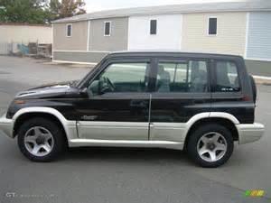 1997 Suzuki Sidekick Sport Satin Black 1997 Suzuki Sidekick Sport Jlx 4 Door 4x4