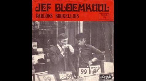 Simon Maxy jef bloemkuul parlons bruxellois