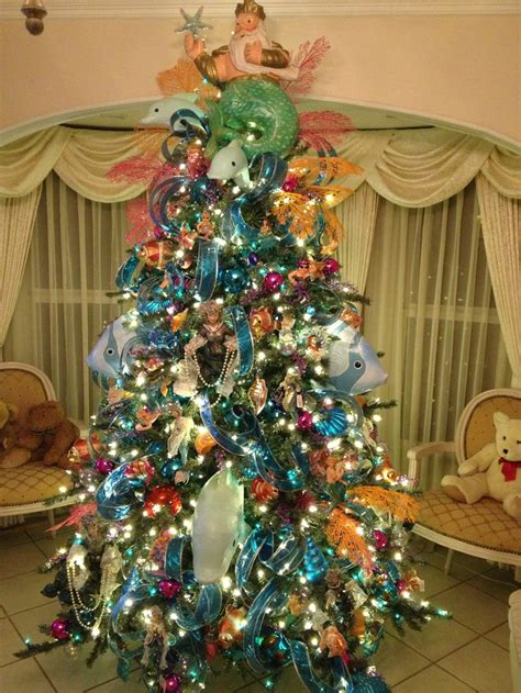 christianity and the christmas tree 2012 version of the quot the sea quot tree design by christian rebollo my